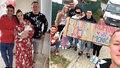 Monika Bagárová je z porodnice doma: Čekalo ji velkolepé uvítání! Stihla i finále SuperStar
