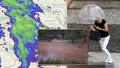 Bouřky dorazily do Česka, blýskalo se už i v Praze. Sledujte lijáky na radaru Blesku