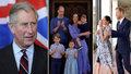Šíleně smutný princ: Charles dojemně promluvil o tom, jak moc mu chybí vnoučata!