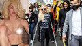 Navždy mladá Madonna (61)? Na protesty v Londýně se belhala o berlích!