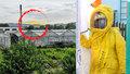 Odry ohrožoval barevný mrak: Z chemičky unikly neznámé výpary, radnice doporučila nevycházet