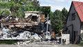 Tragédie ve Václavovicích: Výbuch zničil domek v sousedství školy! Majitel uhořel…