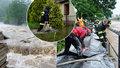 Česko zažilo nejdeštivější červen za 60 let. Při povodních zemřelo 9 lidí