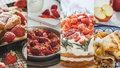 Oslaďte si život: 4 báječné a rychlé recepty na palačinky, dort, trhanec i koláč