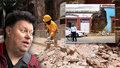 Manžel Dominiky Gottové Timo v Mexiku: Líčil hrůzy silného zemětřesení!