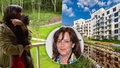 Tereza Brodská si splnila sen: Byt za miliony s terasou a výhledem do lesoparku!