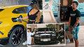 Soukromé tryskáče, luxusní auta, orgie v obchodech!   Zbohatlíci dohánějí, co nemohli během karantény