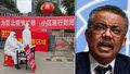 Čínské průtahy: Čína informace o koronaviru dodala opožděně, ukázala nová zpráva WHO