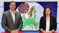 Vysílali jsme: Epidemiolog Maďar o počtu nakažených i vakcíně. A máme se bát k moři?