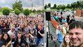 Hořké zklamání finalistů SuperStar: První společný koncert? Fanoušci nedorazili