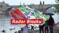 Česko zchladí další déšť a bouřky, letní teploty nečekejte. Sledujte radar Blesku