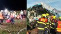 Zraněné děti, lidé křičeli a krváceli! Václav popsal tragickou srážku vlaků u Brodu