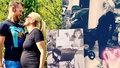 Vendula Pizingerová (48) s kočárkem: Fotky dělí 40 let, ale radost se nemění!