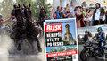 Tipy na víkend: Krčína pustí v Třeboni z pekla! Závodí motorky i koňská spřežení