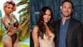 David z BH 90210 už má náhradu za ex Megan Fox: Sexy kráska je pomalovaná… všude!