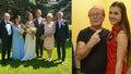 Šťastný rocker Petr Janda: Provdal dceru Elišku! Splnilo se mu to, v co ani nedoufal