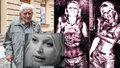První striptýz v Československu: Tahle kráska mu kralovala! Co se dělo v luxusní vinárně před 52 lety?