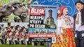 Tipy na víkend: Válka v krajkách, folklorní slavnosti a svátek slonů!
