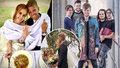 Vyléčený alkoholik ze skupiny Nebe se oženil! Divoká rozlučka i dojetí