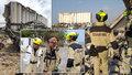 Češi hledají v troskách Bejrútu třetí den. Velitel Jiří: Něco takového jsem ještě neviděl