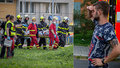 Svědci z Bohumína pranýřují hasiče: Byli pomalí! Ti lidé hořeli, když skákali!