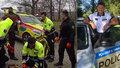 Fotbalový rozhodčí o přestávce zkolaboval: Život mu zachránil policista Ondřej