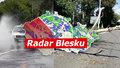 K bouřkám se v Česku přidá extrémní vichr. Lijáky zvednou hladiny řek, sledujte radar Blesku