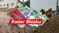 Lijáky zvedají hladiny řek v Česku. Hasiči staví ochranné hráze, sledujte radar Blesku