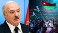 """Zavřeme hranice s Polskem a Litvou, varuje Lukašenko. """"Ve volbách nebyly lži,"""" tvrdí"""