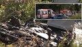 Ve vraku auta našli dva mrtvé mladíky: Příčiny neštěstí vyšetřuje policie