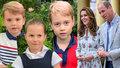 Video s dětmi Kate a Williama: Fanoušci slzí ze slov princátka Louise (2)!