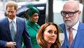Strýc Kate Middletonové vrací úder Meghan: Dokud jsem živ, budu bojovat!