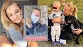 """Těhotná Tereza Fajksová """"přišla"""" o oko! Zranila ji roční dcera"""