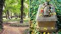 """Tajemná legenda o """"svaté holčičce"""" Aničce (†3): Co skrývá nejmenší hrob Malostranského hřbitova?"""