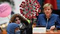 Merkelová o boji s covidem-19: Je to vážné, čekají nás těžké měsíce. Hrozí ztráta kontroly