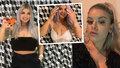 Krásná Vicky má prý příliš velká prsa: Shání peníze na jejich zmenšení