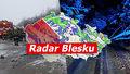 Po sněžení v Česku hrozí náledí, stovky domácností jsou bez proudu. Sledujte radar Blesku