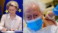 Brusel dohodl další vakcíny. Do Evropy jich přijde navíc 300 milionů, ale až na jaře