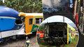 Při loňské srážce vlaků u Perninku zemřeli dva lidé: Podle Správy železnic za tragédii může strojvedoucí!