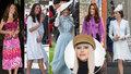 Kritička Ina T.: Nejstylovější momenty a módní trapasy oslavenkyně Kate Middletonové
