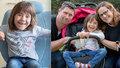 Lékaři dali Nellince (7) s nevyléčitelnou nemocí pět let života: Holčička jim vytřela zrak!