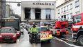Provoz na Plzeňské zkomplikoval požár bytu na Kavalírce. Hasiči evakuovali 6 lidí