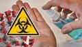 Pozor na nebezpečné dezinfekce: Některé jsou kontaminované látkou, po které oslepnete
