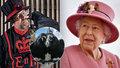 Průšvih na královském dvoře: Britské královně se ztratil krkavec, znamená to pohromu!