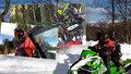 Řidič sněžného skútru napadl strážce Krkonošského národního parku: Problémů s nimi přibývá