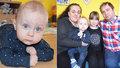 Bude žít dva roky, pak umře, řekli rodině! Tomášek (1) čeká na nejdražší lék světa