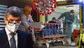 Koronavirus ONLINE: Dramatická situace v Pardubickém kraji. A 12 150 případů za pondělí