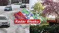 Česko sevře ledovka, sledujte radar Blesku. A po třeskutých mrazech nakoukne jaro, bude až 16 °C