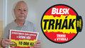 Fedor Minčák (74) z Ostravy má 10 000 Kč z Trháku Blesku: Bude mít pohodu na nové pohovce!
