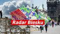 Studená fronta vrátí o víkendu do Česka sníh, konec března přinese dvacítky. Sledujte radar Blesku